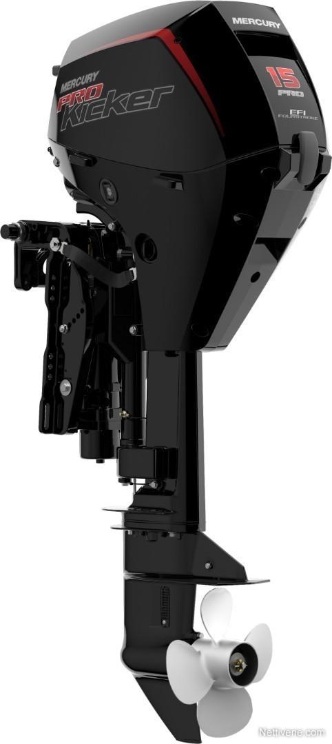 Moottori Mercury F15 ELPT ProKicker
