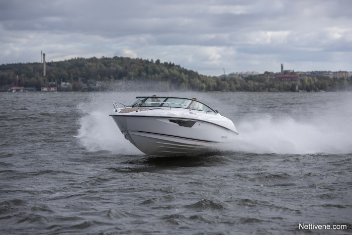 Moottorivene Flipper 650 DC + F200