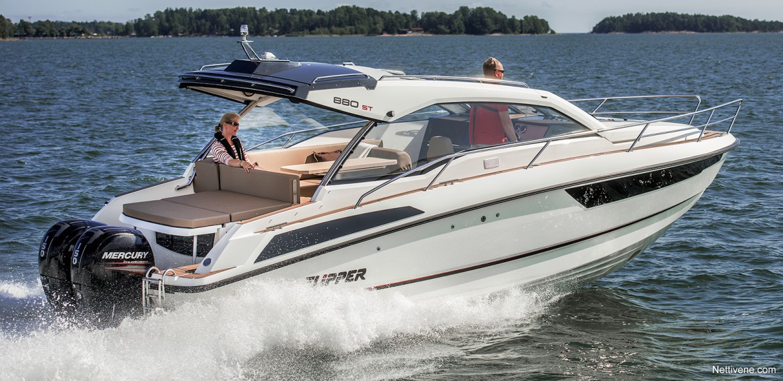 Moottorivene Flipper 900 ST