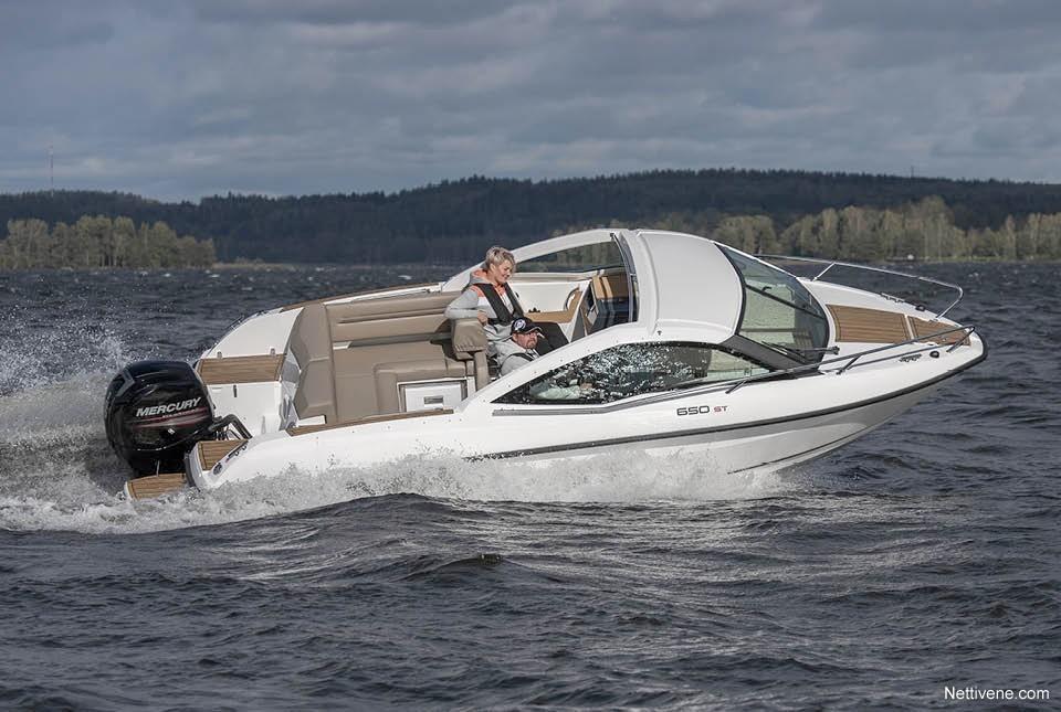 Moottorivene Flipper 650 ST + F175 Pro XS